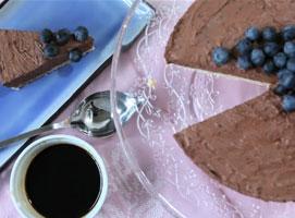 Jak zrobić sernik czekoladowy bez pieczenia