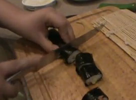 Jak zrobić sushi z łososia