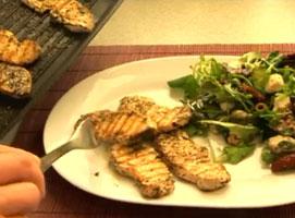 Jak przygotować lekki obiad - indyk w ziołach