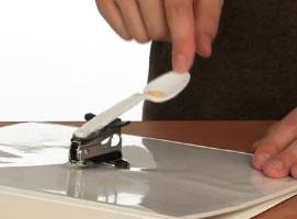 Jak zrobić biurkową katapultę