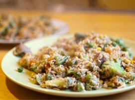 Jak zrobić prażony ryż basmati