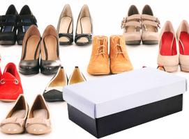 Jak zapanować nad pudełkami z butami