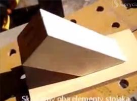 Jak zrobić podstawkę pod noże kuchenne