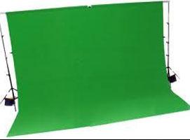 Jak zrobić green screen do domowego studia