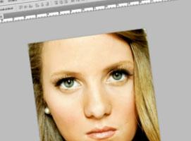 Jak poprawić kontrast skóry - edycja zdjęć Photoshop