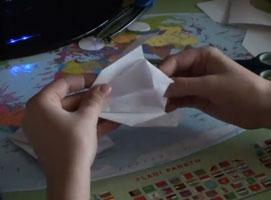 Jak zrobić samolot SR-71 z papieru