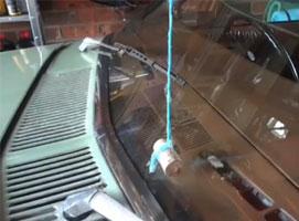 Jak ułatwić sobie parkowanie w garażu