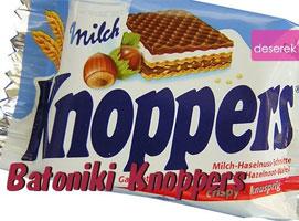 Jak zrobić wafelki Knoppers