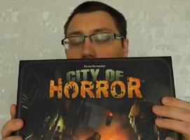 Jak grać w planszową grę City of Horror