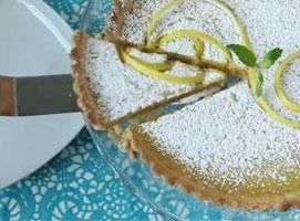 Jak zrobić tartę cytrynową