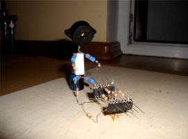 Jak zrobić elektroniczne figurki