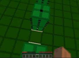 Jak skakać po kaktusie w Minecraft