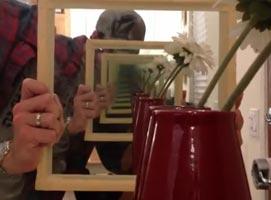 Jak zrobić lustro do aparatu