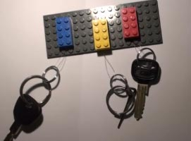 Jak zrobić breloczki LEGO