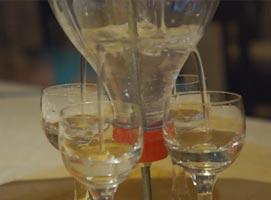 Jak zrobić polewaczkę do drinków
