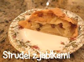 Jak zrobić strudel z jabłkami