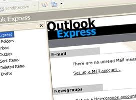 Jak archiwizować dane w Outlook Express