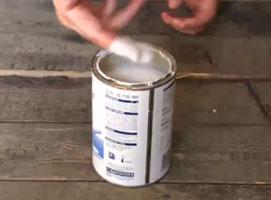 Jak wykorzystać wazelinę przy malowaniu