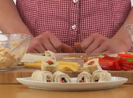 Jak zrobić chlebowe sushi