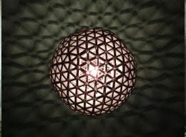 Jak zrobić lampę z kartonów