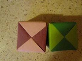 Jak zrobić kostkę z papieru metodą origami modułowego