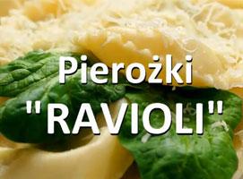 Jak zrobić pierożki Ravioli ze szpinakiem
