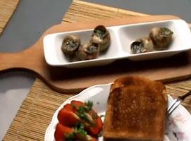 Jak zrobić zapiekane ślimaki winniczki