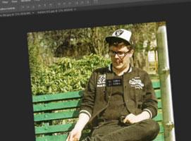 Jak przerabiać zdjęcia - efekt Grunge