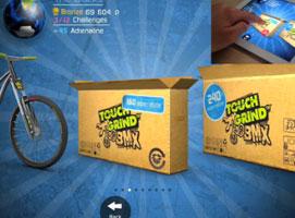 Jakie gry na iOS - recenzja Touchgrind BMX