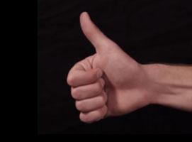 Jak zachowywać się za granicą - obraźliwe gesty