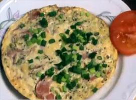 Jak zrobić włoski omlet - Frittata