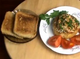 Jak przygotować ser Camembert w panierce