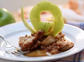 Jak zrobić crumble z jabłkami
