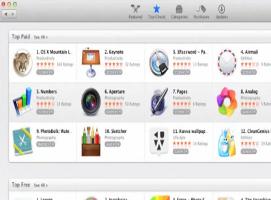 Jak płacić za programy w AppStore i Mac AppStore