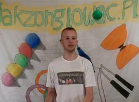 Jak nauczyć się żonglerki 3 piłkami - kolumny w 5 krokach