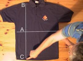 Jak złożyć koszulkę w mniej niż 2 sekundy