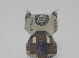 Jak złożyć kota łasego na pieniądze