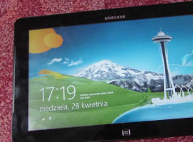 Tablet Samsung ATIV Smart PC PRO 700TC1A03 - Recenzja