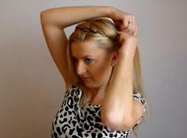 Jak wykonać elegancką fryzurę na opasce