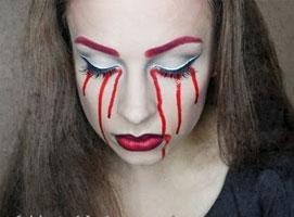 Jak zrobić makijaż Zło Wcielone - idealny na Halloween