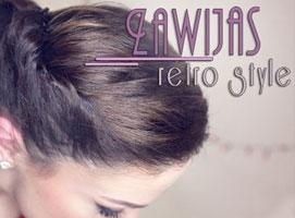 Jak zrobić fryzurę w stylu retro