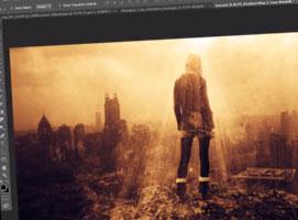 Jak stworzyć efekt toksycznego miasta w Photoshop