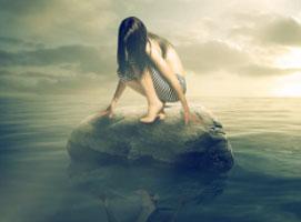Jak wykonać manipulację zdjęć - samotność