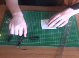 Jak zrobić kolczyki z plastikowych opakowań