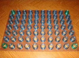Jak zrobić wycieraczkę do butów z szyjek od butelek