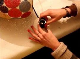 Jak zrobić lampkę z tykwy
