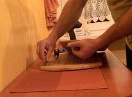 Jak zrobić paterę pod ciasto lub tort