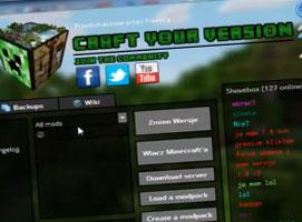 Jak zmienić wersje Minecrafta (Craften Terminal)