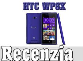 Telefon HTC WP8X - Recenzja