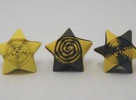 Jak zrobić gwiazdkę słomkową z papieru